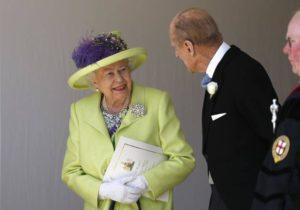 La Reine Élisabeth