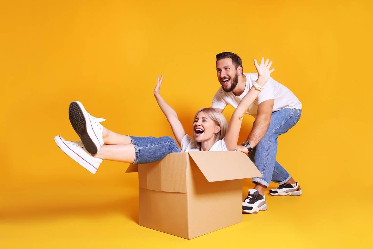 emménagement couple dépenses