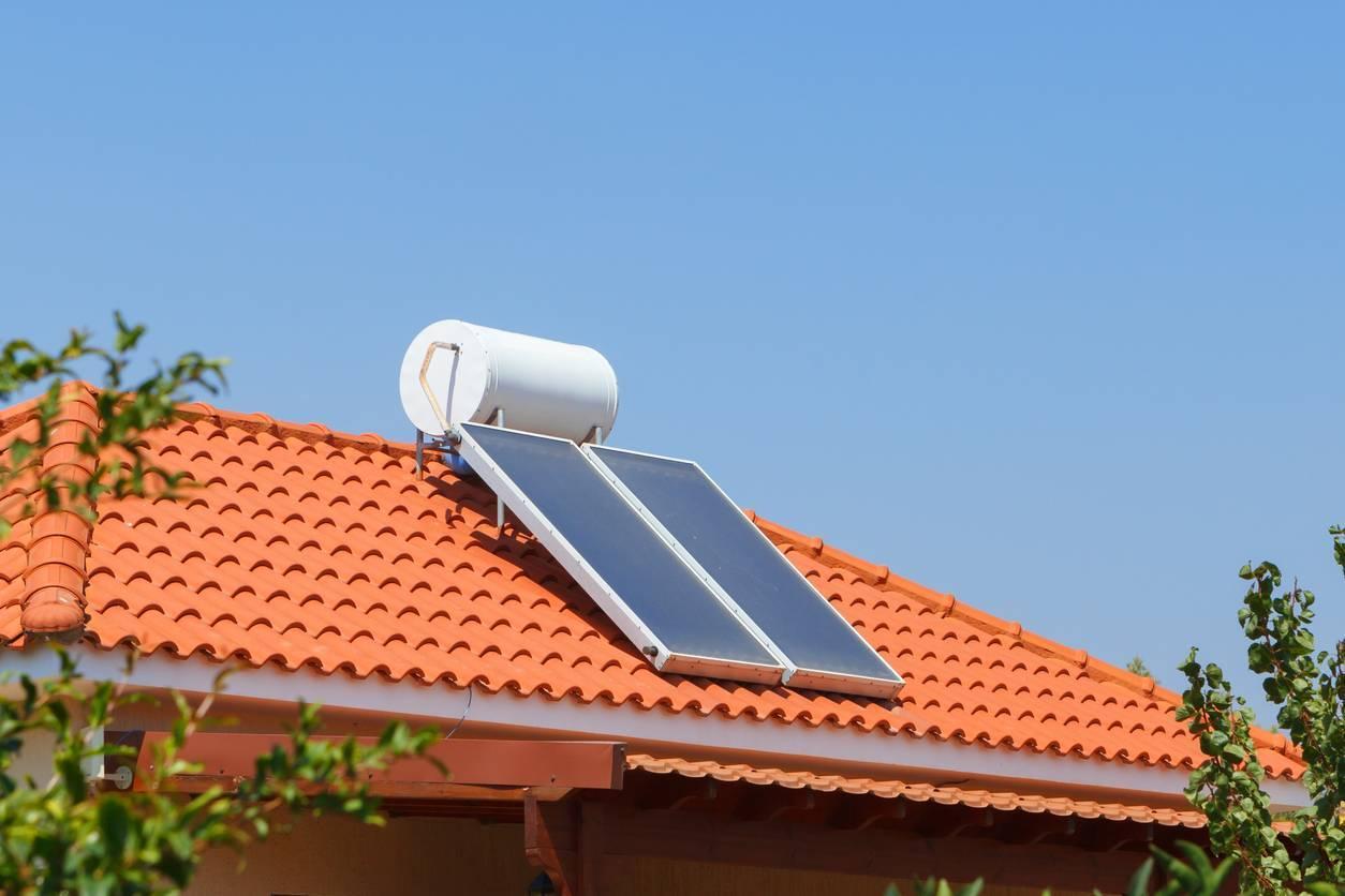 dispositif de chauffage solaire